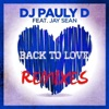 Back To Love (feat. Jay Sean) [Remixes] - EP, DJ Pauly D