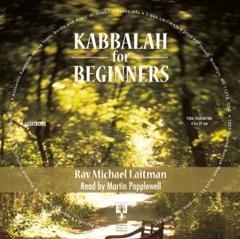 Kabbalah for Beginners (Unabridged)