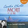 Agatha Christie - Mort sur le Nil artwork