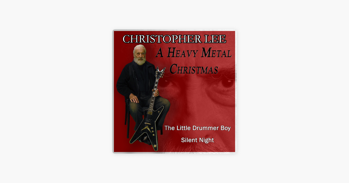 A Heavy Metal Christmas - Single by Christopher Lee on Apple Music 19992a0c46