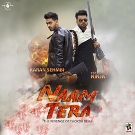 Naam Tera The Revenge Of Thokda Reha Feat Ninja