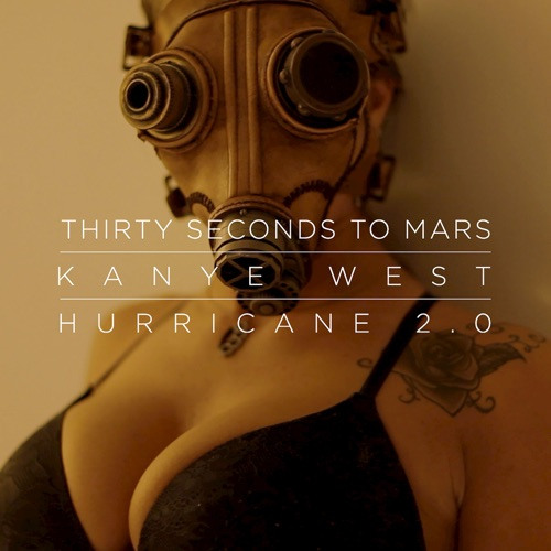 Thirty Seconds to Mars - Hurricane 2.0 (feat. Kanye West) - Single