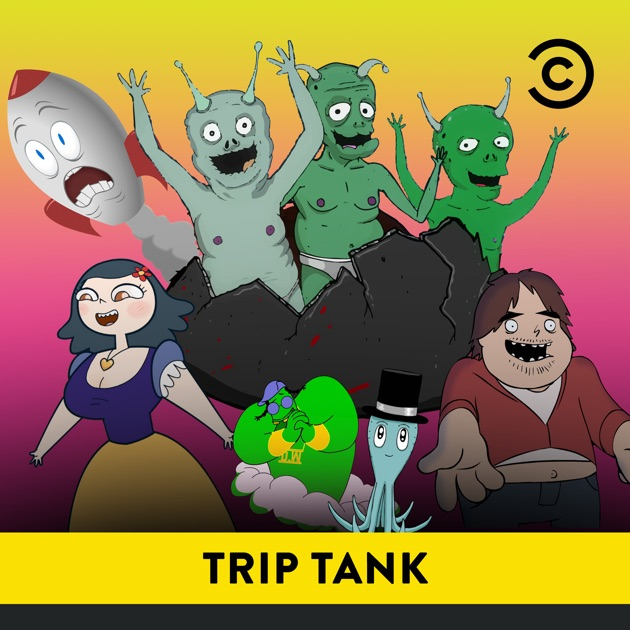 Triptank Staffel 2