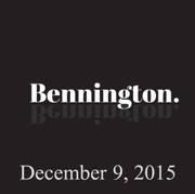 Bennington, Illeana Douglas and Dan Soder, December 9, 2015