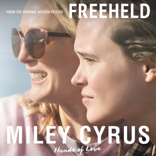 Miley Cyrus - Hands of Love - Single