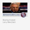 Ron Barr - Stars of Boxing: Larry Merchant  artwork