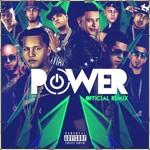 Benny Benni - Power (Remix) [feat. Daddy Yankee, Kendo Kaponi, Gotay El Autentiko, Pusho, Alexio, D Ozi, Almighty, Ozuna & Anuel Aa] - Single