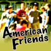 English Vitamin - アメリカ流コミュニケーション術『American Friends』(Vol.1~4) アートワーク