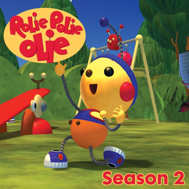 Rolie Polie Olie Season 2 On Itunes