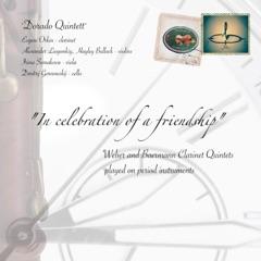 Sonate für die Klarinette und Streichquartett, Op. 31: I. Allegro moderato