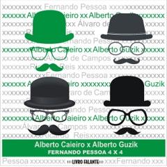 Fernando Pessoa 4X4 - Poemas de Alberto Caieiro (Unabridged)
