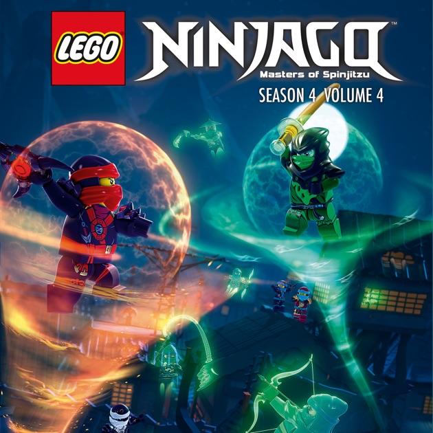 LEGO: Ninjago, Season 4, Vol. 4 on iTunes