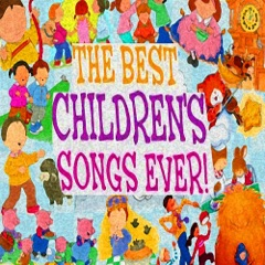 The Best Children's Songs Ever: Little April Shower / The Mulberry Bush / Pop Goes the Weasel - EP