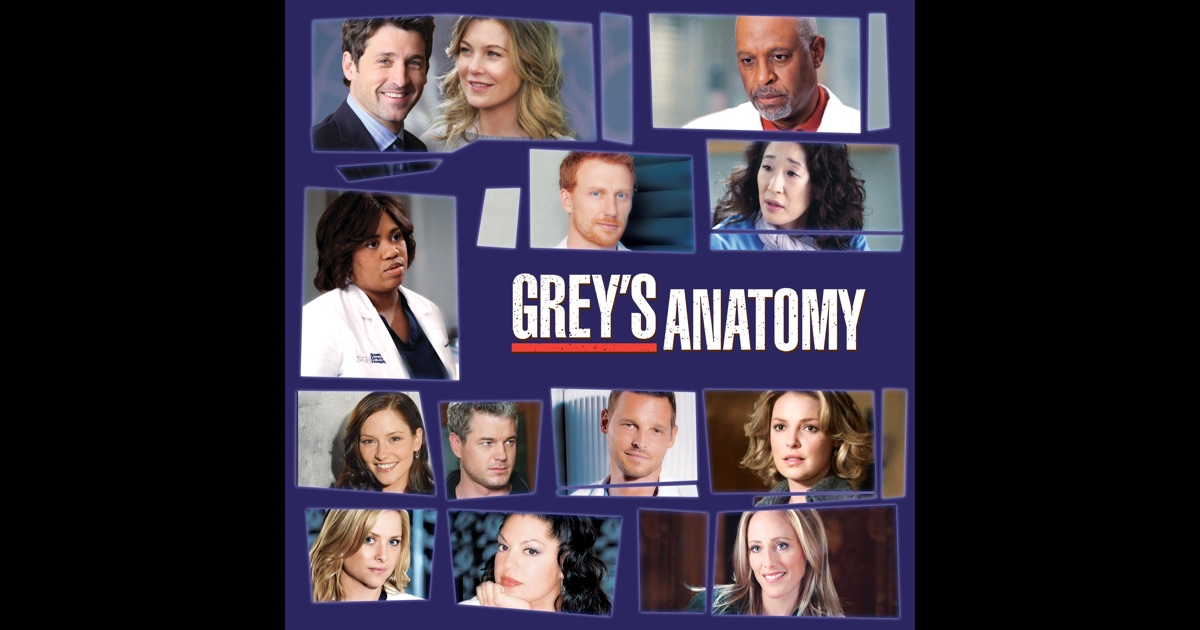 Grey's Anatomy, Season 6 on iTunes