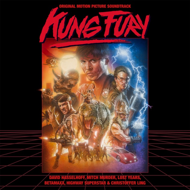 kung fury  original motion picture soundtrack  by various artists on apple music
