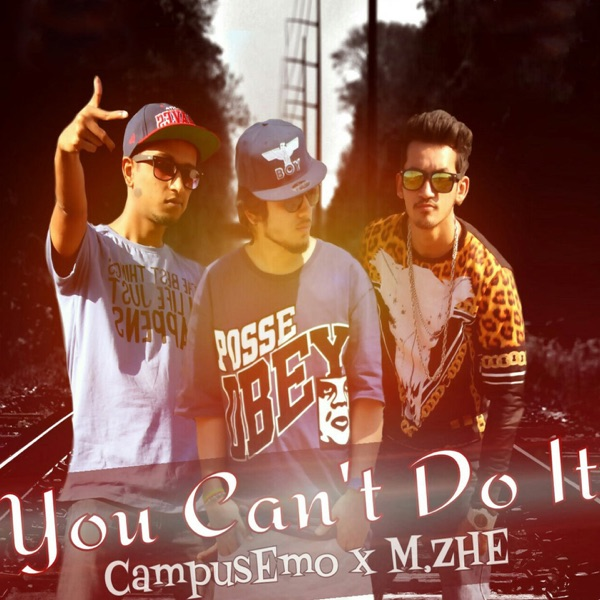 You Can't Do It (feat. M.ZHE) - Single