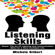 Michele Gilbert - Listening Skills: Master the Art of Listening and Communication Skills for a More Confident Life: Be Confident, Book 4 (Unabridged)