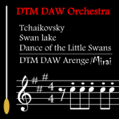 チャイコフスキー / 白鳥の湖 / 4羽の白鳥たちの踊り