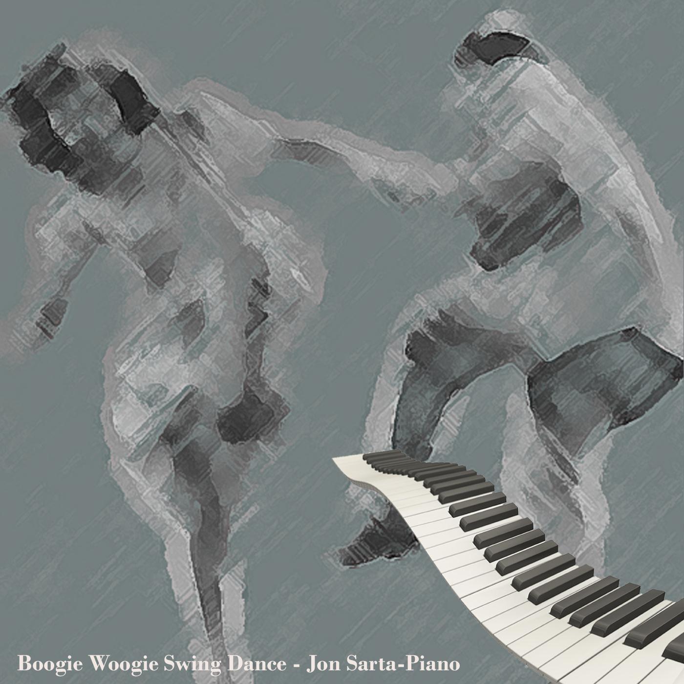 Boogie Woogie Swing Dance