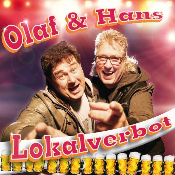 Olaf und Hans mit Lokalverbot