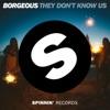 They Don't Know Us - Single ジャケット写真