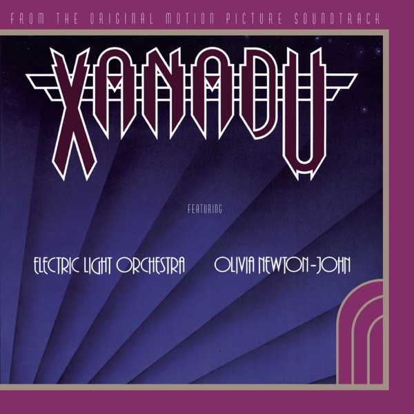 Cover art for Xanadu