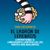 Pere Estupinyà - El ladrón de cerebros [The Brain Thief] portada