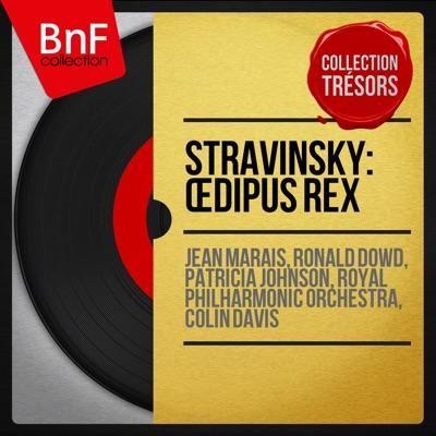 Stravinsky: Œdipus rex (Mono Version) - Royal Philharmonic Orchestra