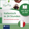 Maria Teresa Baracetti - Italienisch in 24 Stunden - Schnell-Lern-Kurs: Compact SilverLine - Italienisch Grafik
