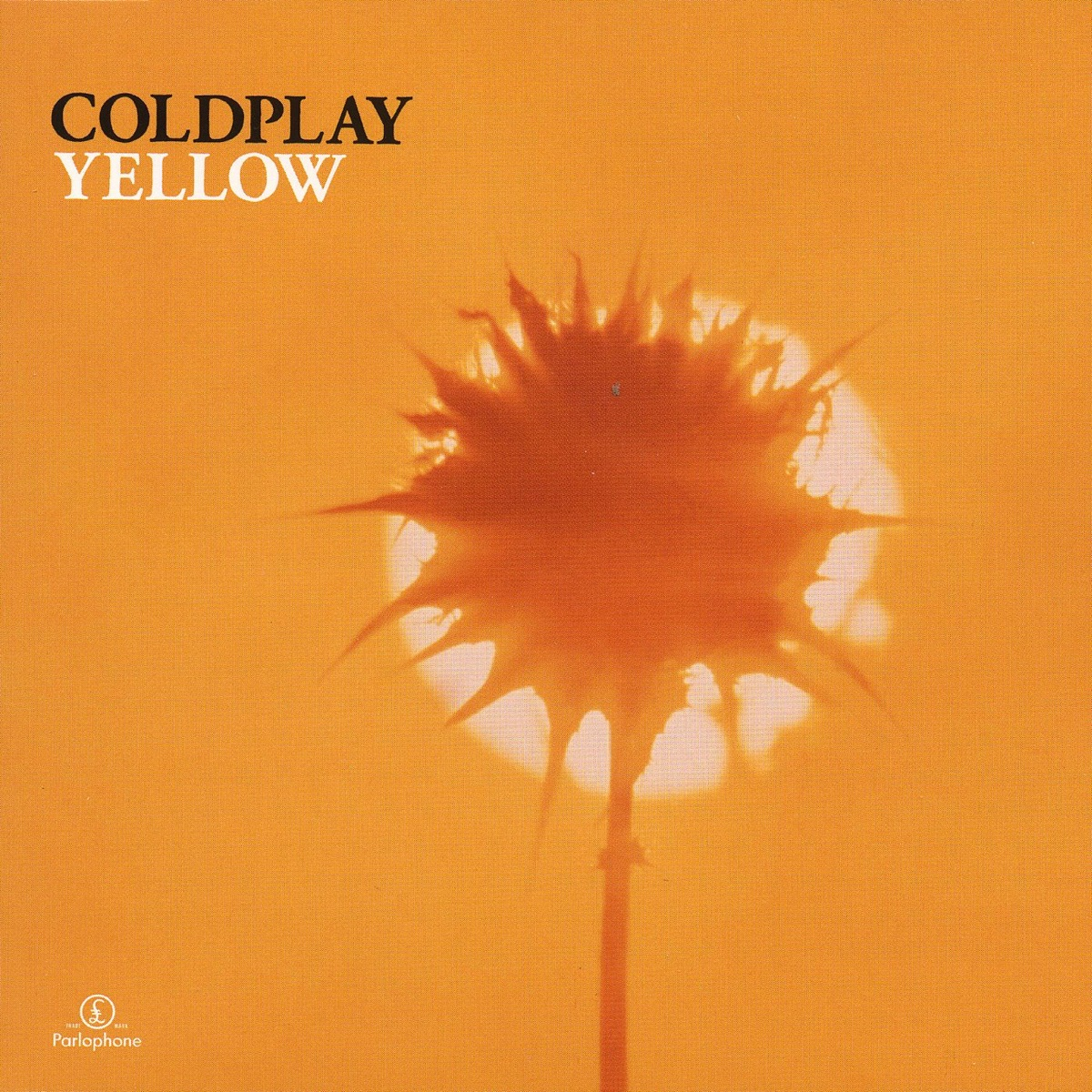 Yellow - Single Album Cover by Coldplay