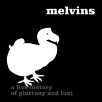 Melvins - Houdini Live 2005 artwork