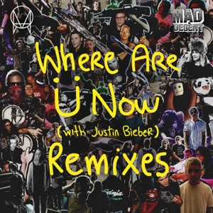 Skrillex & Diplo - Where Are Ü Now (with Justin Bieber) [Marshmello Remix]