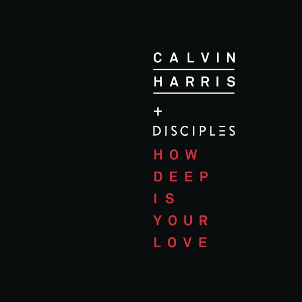 Cover art for How Deep Is Your Love