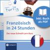 Fabienne Schreitmüller - Französisch in 24 Stunden - Schnell-Lern-Kurs: Compact SilverLine Grafik