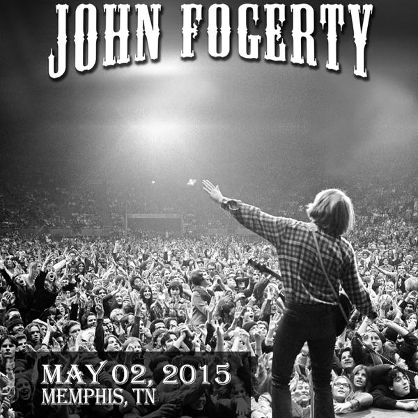 John Fogerty - 2015/05/02 Live in Memphis, TN