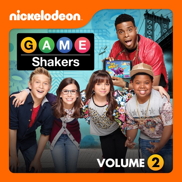 Game Shakers Vol 2 On Itunes