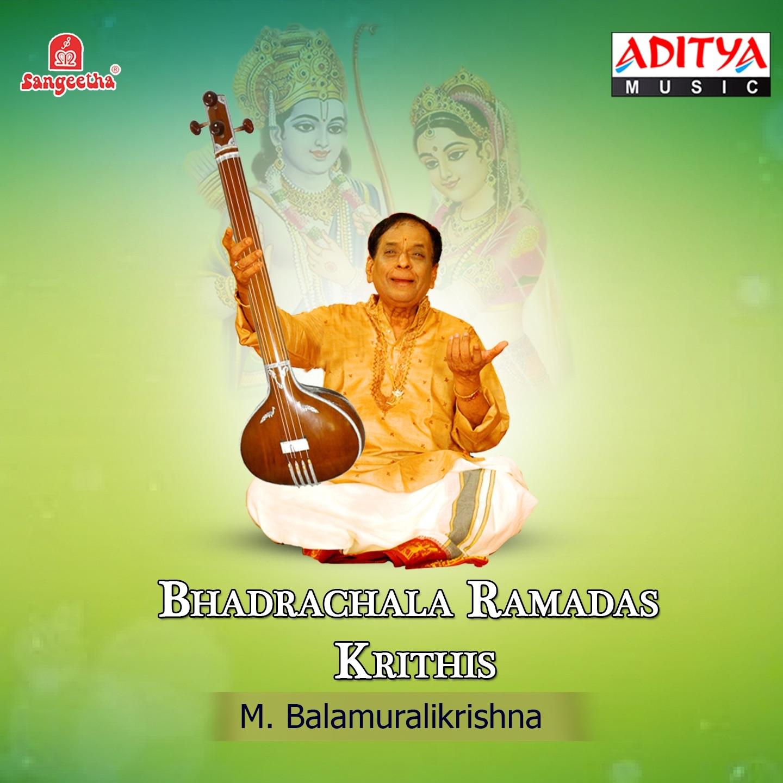 Download album: Bhadrachala Ramadas Krithis - artist Dr  M