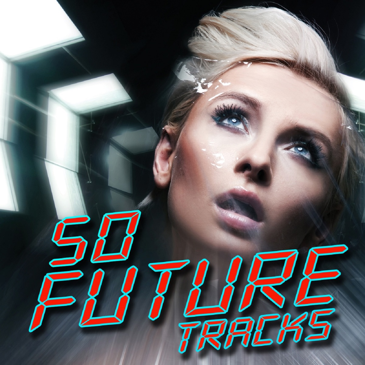 50 Future Tracks Various Artists CD cover