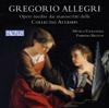 Musica Flexanima Ensemble & Fabrizio Bigotti - Allegri: Opere inedite dai manoscritti della Collectio Altaemps artwork