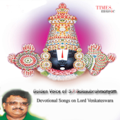 Golden Voice of S. P. Balasubrahmanyam - Devotional Songs on Lord Venkateswara