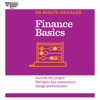 Harvard Business Review - Finance Basics (Unabridged) artwork