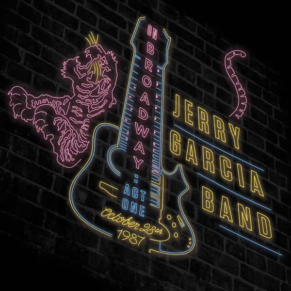 On Broadway: Act One - October 28th, 1987 (Live) by Jerry Garcia Band on  iTunes