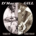 D'Mar & Gill - Souvenir of the Blues (feat. Jerry Jemmott & Kid Andersen)