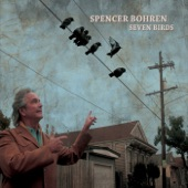 Spencer Bohren - Disappearing Nightly (feat. Mutz & Fred Puffe)