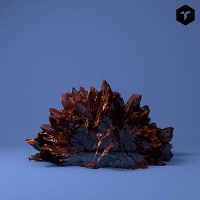 Terrorhythm Elements (Topaz) - Single - Abu Simbel