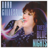Dana Gillespie - These Blue Nights artwork