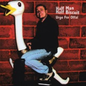 Half Man Half Biscuit - Stuck up a Hornbeam