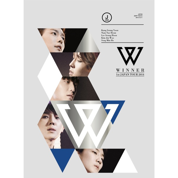 WINNER 1st JAPAN TOUR 2014 (Live)
