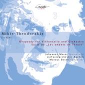 Marcus Bosch - Rhapsody for Violoncello and Orchestra: Erato