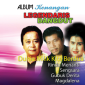 Kenangan Legendaris Dangdut Indonesia, Vol. 1-Various Artists